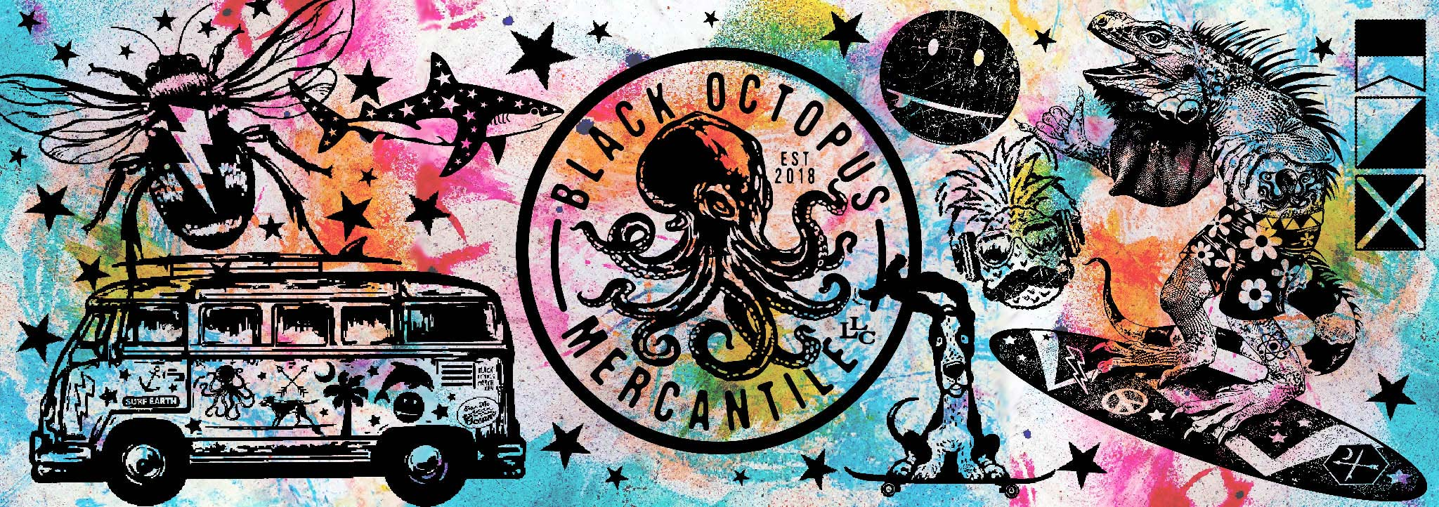 Black Octopus Mercantile